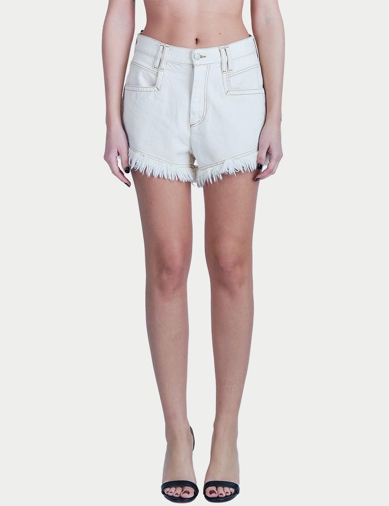 Σορτς Sienna Cream Salt & Pepper Jeans Co.