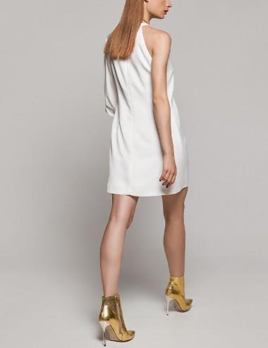 Φόρεμα με έναν ώμο και κόσμημα ACCESS FASHION