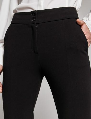 Παντελόνι σε ίσια γραμμή ACCESS FASHION