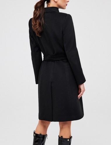 Παλτό βελούρ με μεταλλικό κουμπί FOREL
