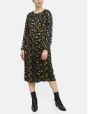 Φόρεμα με πολύχρωμα πουά COMPANIA FANTASTICA