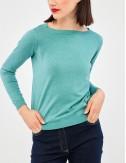 Μπλούζα πλεκτή με lurex FOREL
