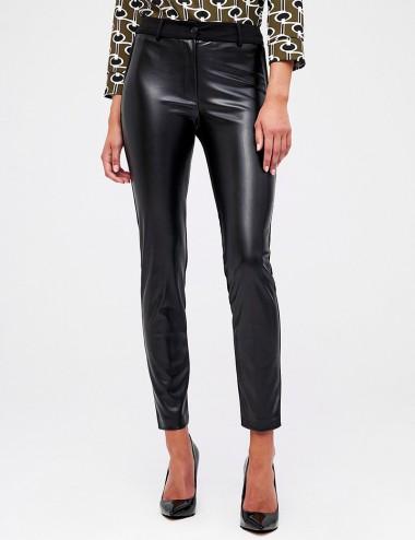 Παντελόνι ελαστικό με συνδυασμό υλικών FOREL