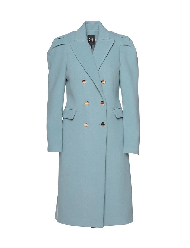 Παλτό σταυροκουμπωτό ACCESS FASHION