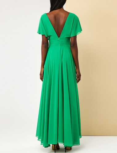 Φόρεμα μάξι κρουαζέ