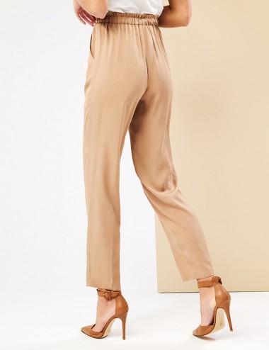 Παντελόνι με λάστιχο στη μέση FOREL