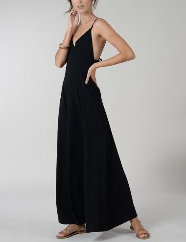 Φόρεμα μάξι εξώπλατο MOLLY BRACKEN PREMIUM