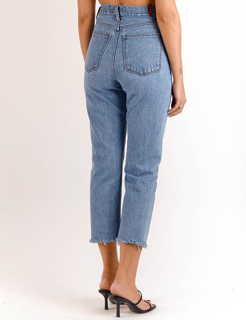 Παντελόνι Gia Medium Cropped SALT & PEPPER JEANS Co.
