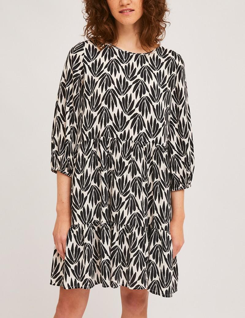 Φόρεμα με φλοράλ print COMPANIA FANTASTICA