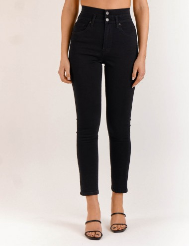 Παντελόνι Kate Black S/W Double SALT & PEPPER JEANS Co.