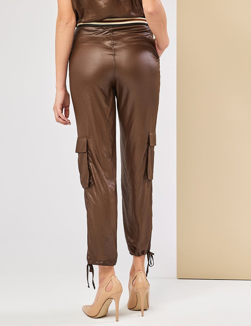 Παντελόνι καργκο με δέσιμο...