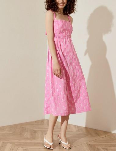 Φόρεμα με ανοιχτή πλάτη ACCESS FASHION