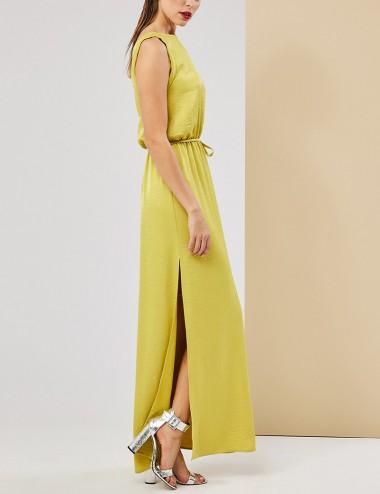 Φόρεμα μάξι εξώπλατο FOREL